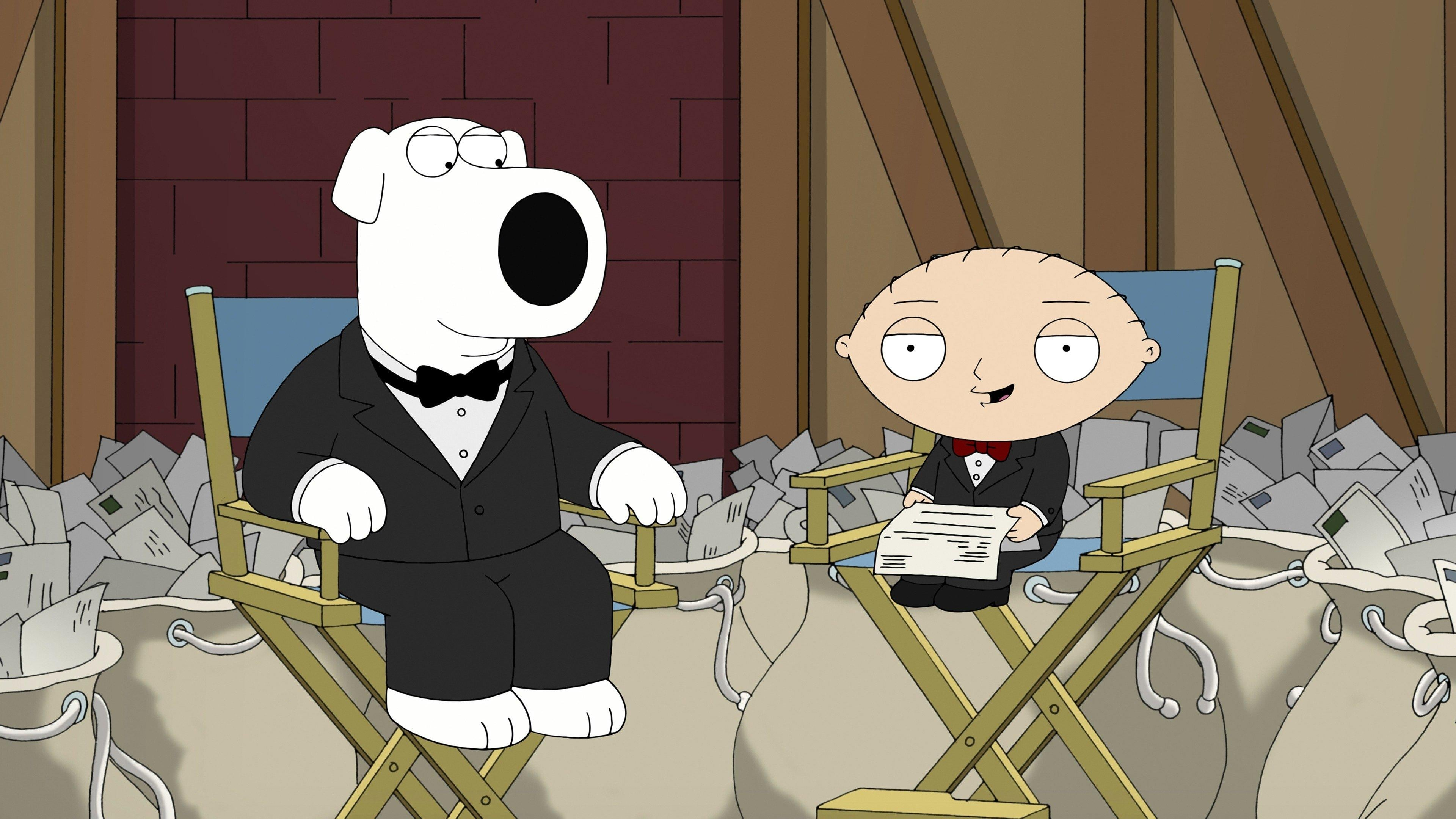 Family Guy Season 10 :Episode 22  Viewer Mail #2