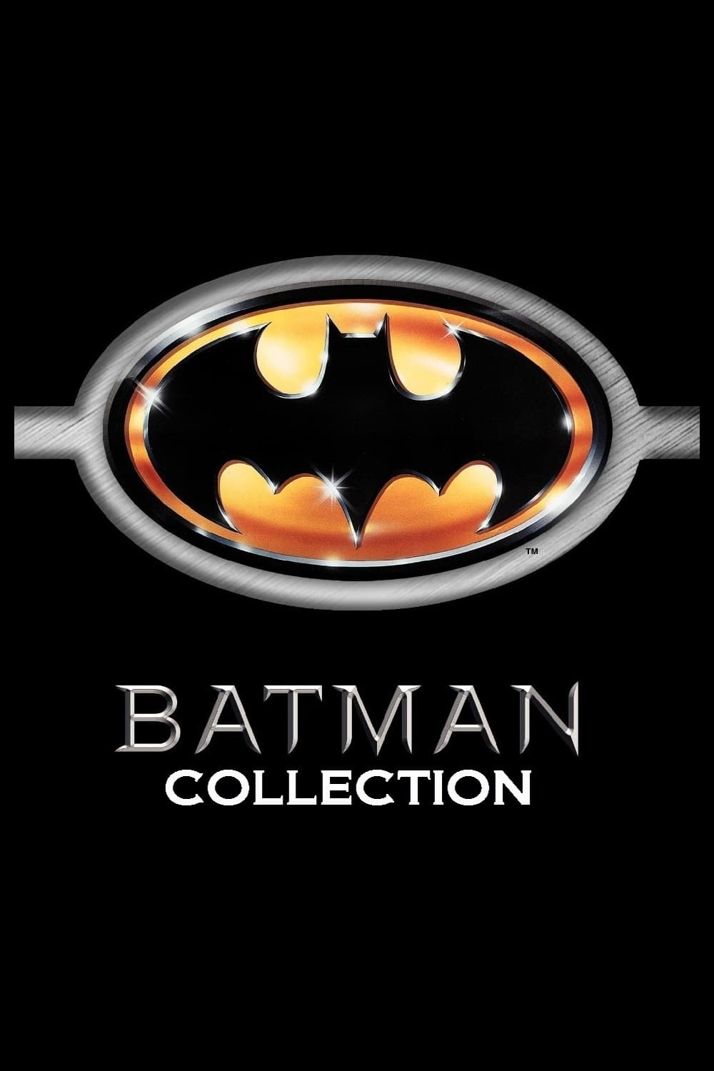 all movies from batman collection saga are on movies film