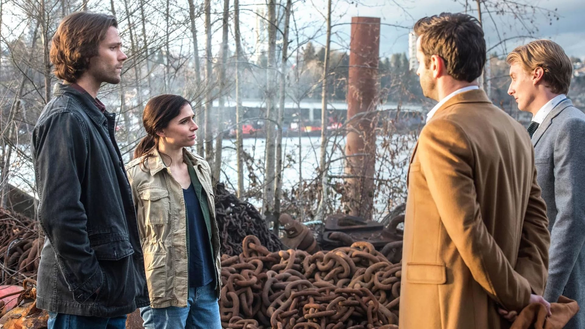 Supernatural Season 12 :Episode 17  Die britische Invasion