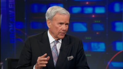 The Daily Show with Trevor Noah Season 18 :Episode 120  Tom Brokaw