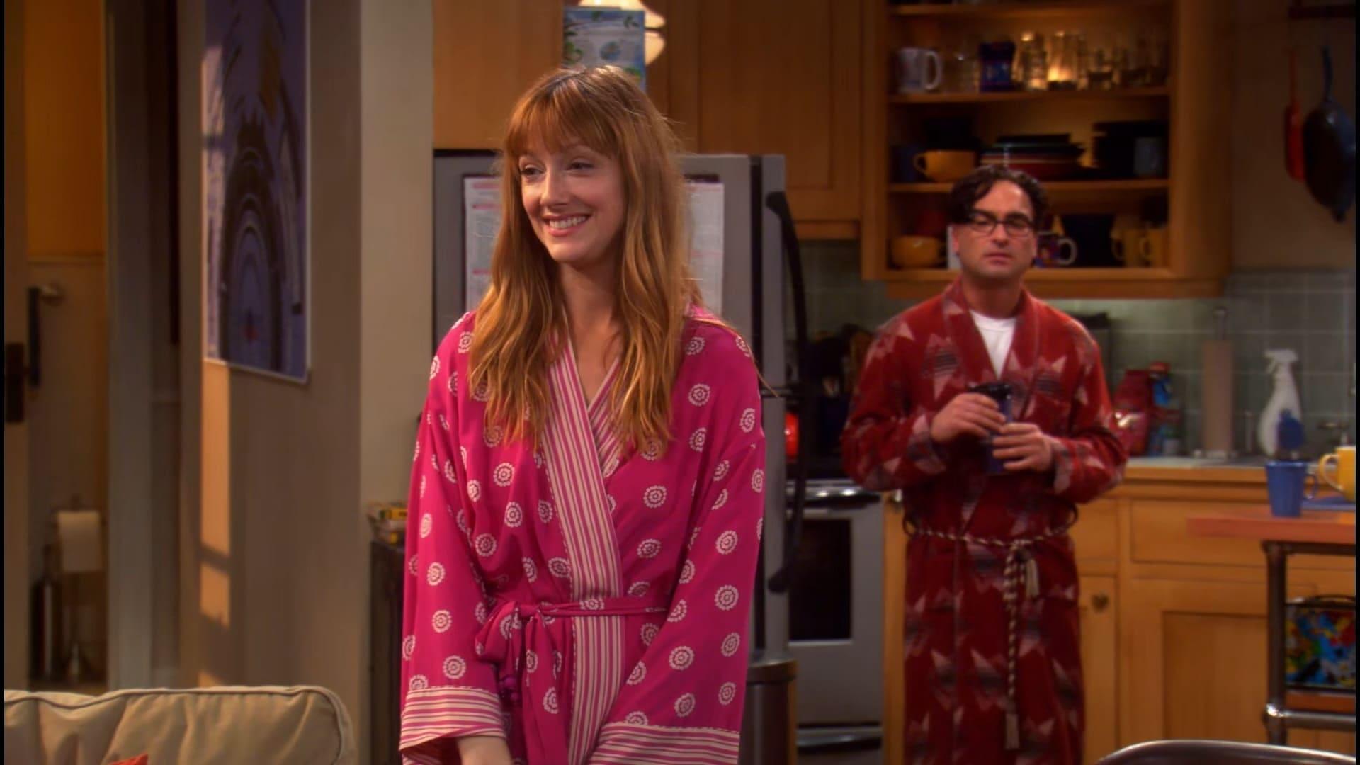 The Big Bang Theory Season 3 : The Plimpton Stimulation