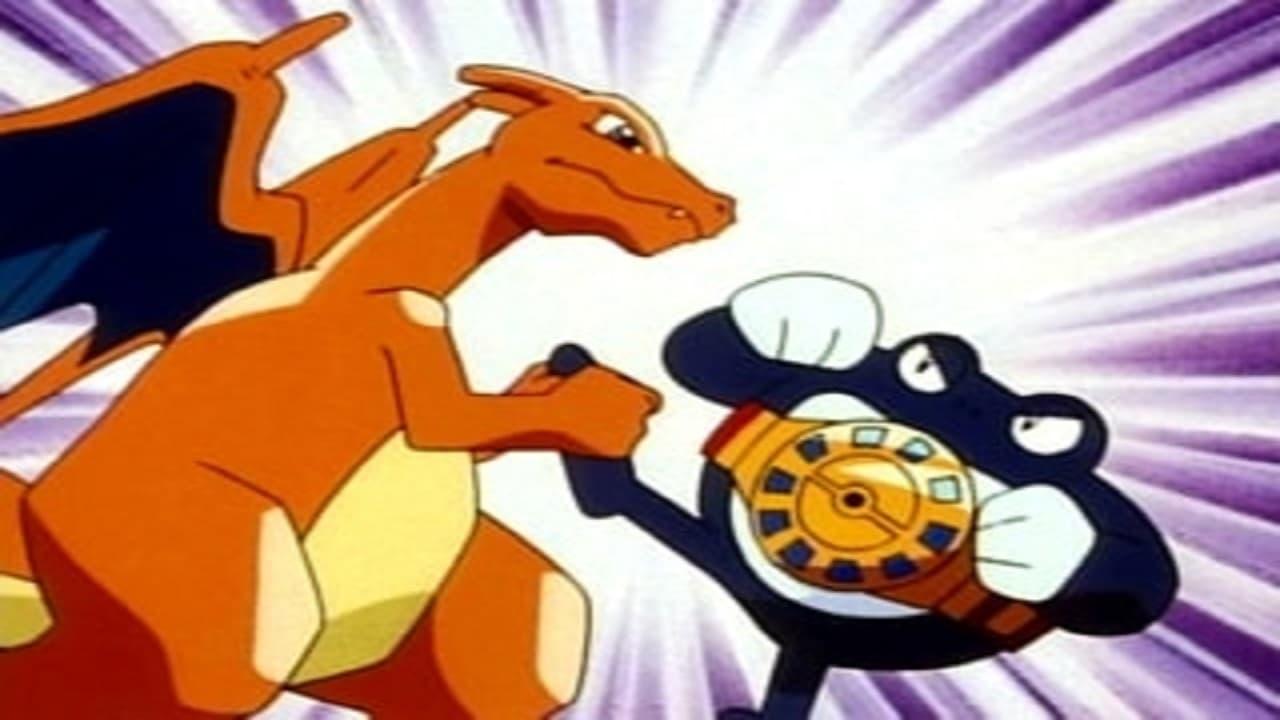 Pokémon Season 2 :Episode 25  Charizard Chills