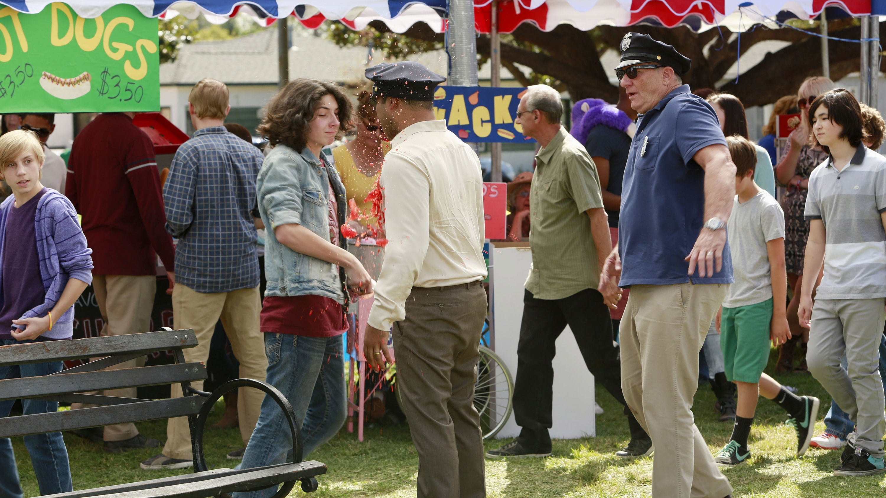 Modern Family Season 5 :Episode 7  A Fair to Remember