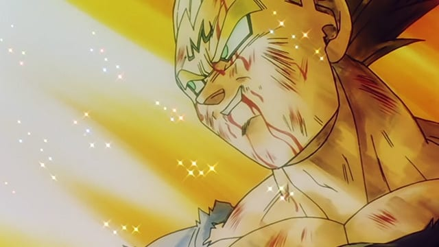 Dragon Ball Z Kai Season 5 :Episode 29  Standing Up For Himself, Buu's Rebellion!