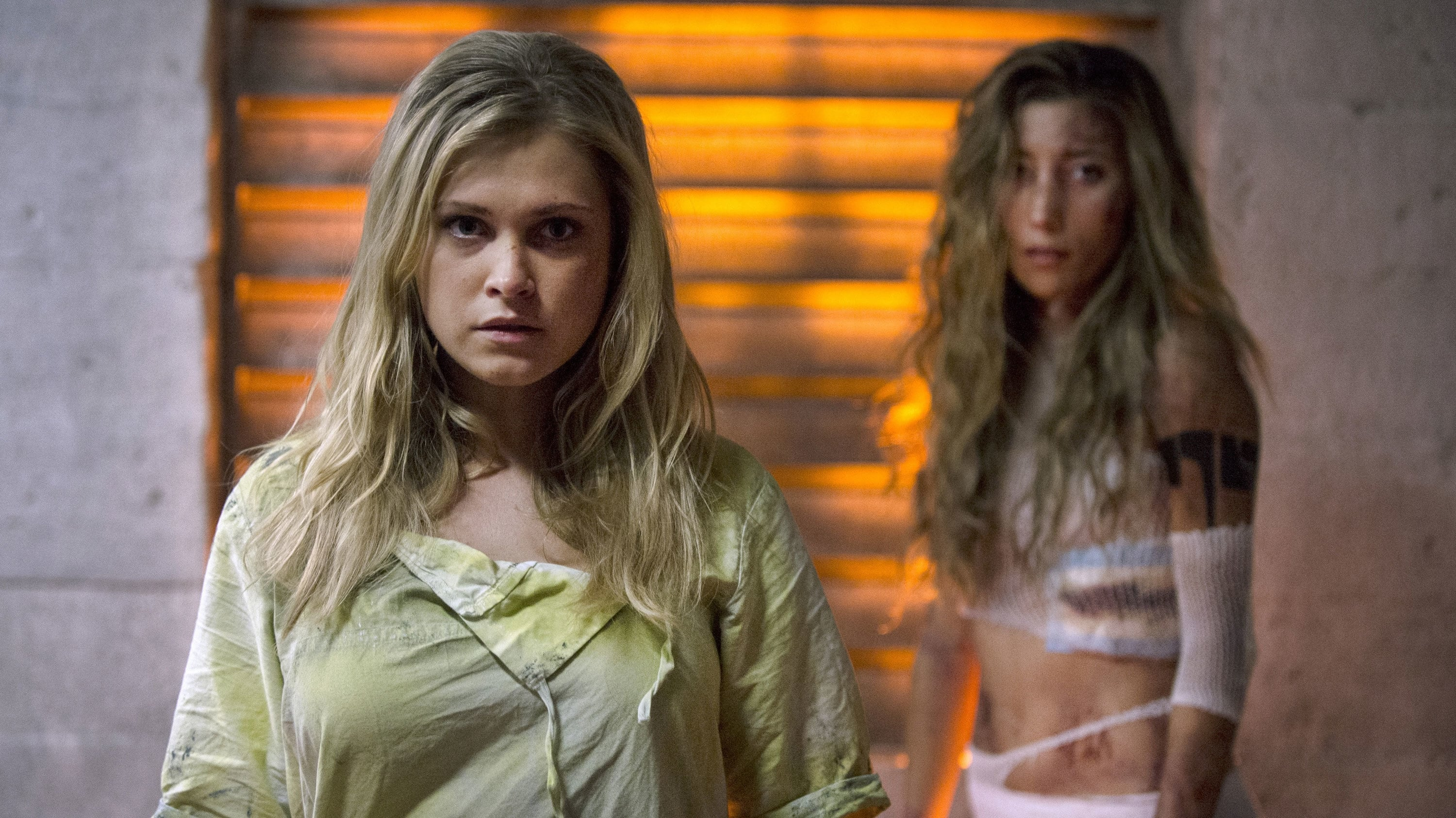 The 100 Season 2 :Episode 3  Reapercussions