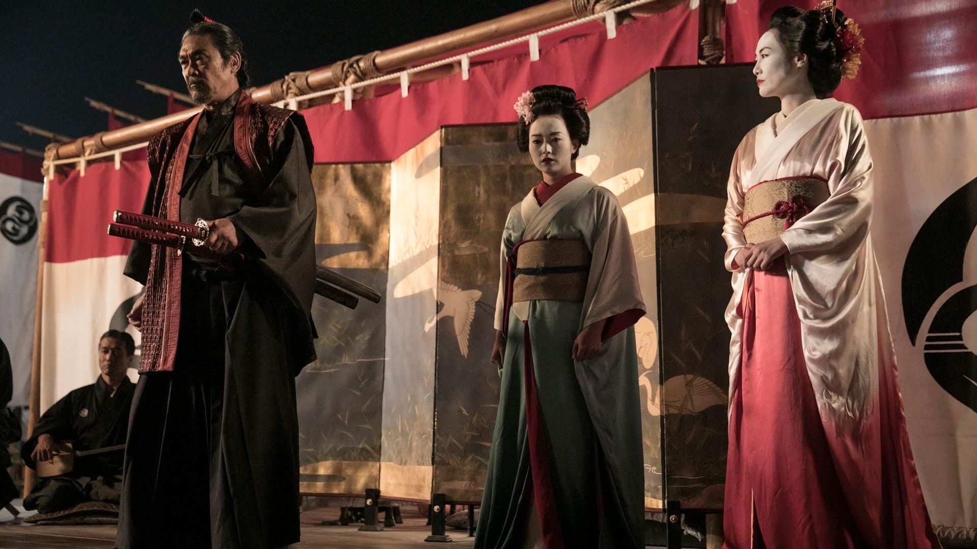 Westworld Season 2 :Episode 5  Akane No Mai
