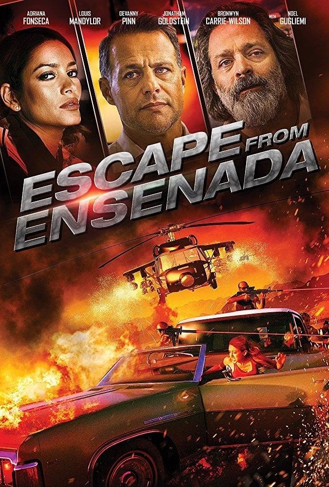 Póster Escape from Ensenada