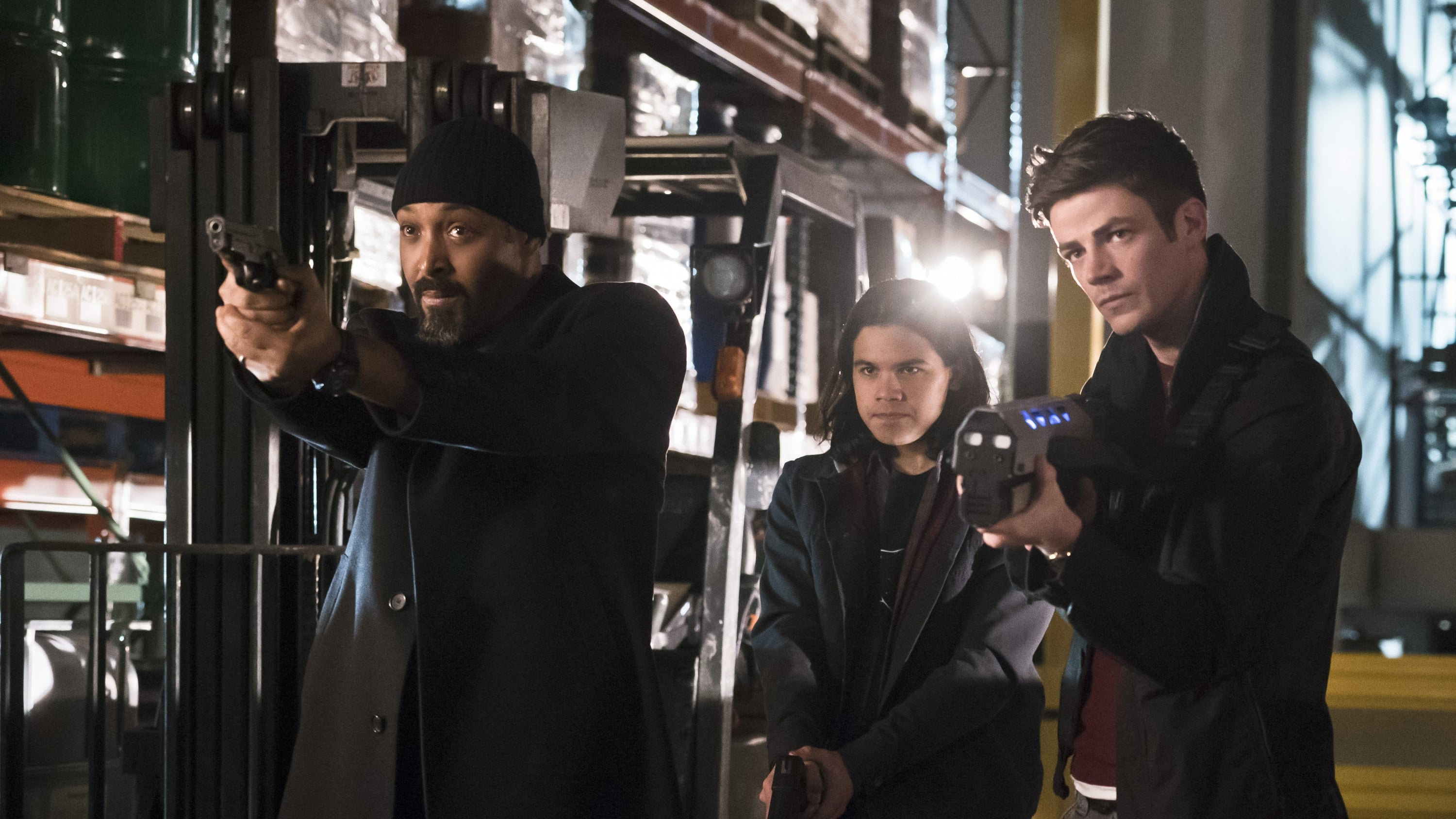 The Flash Season 2 :Episode 19  Back to Normal