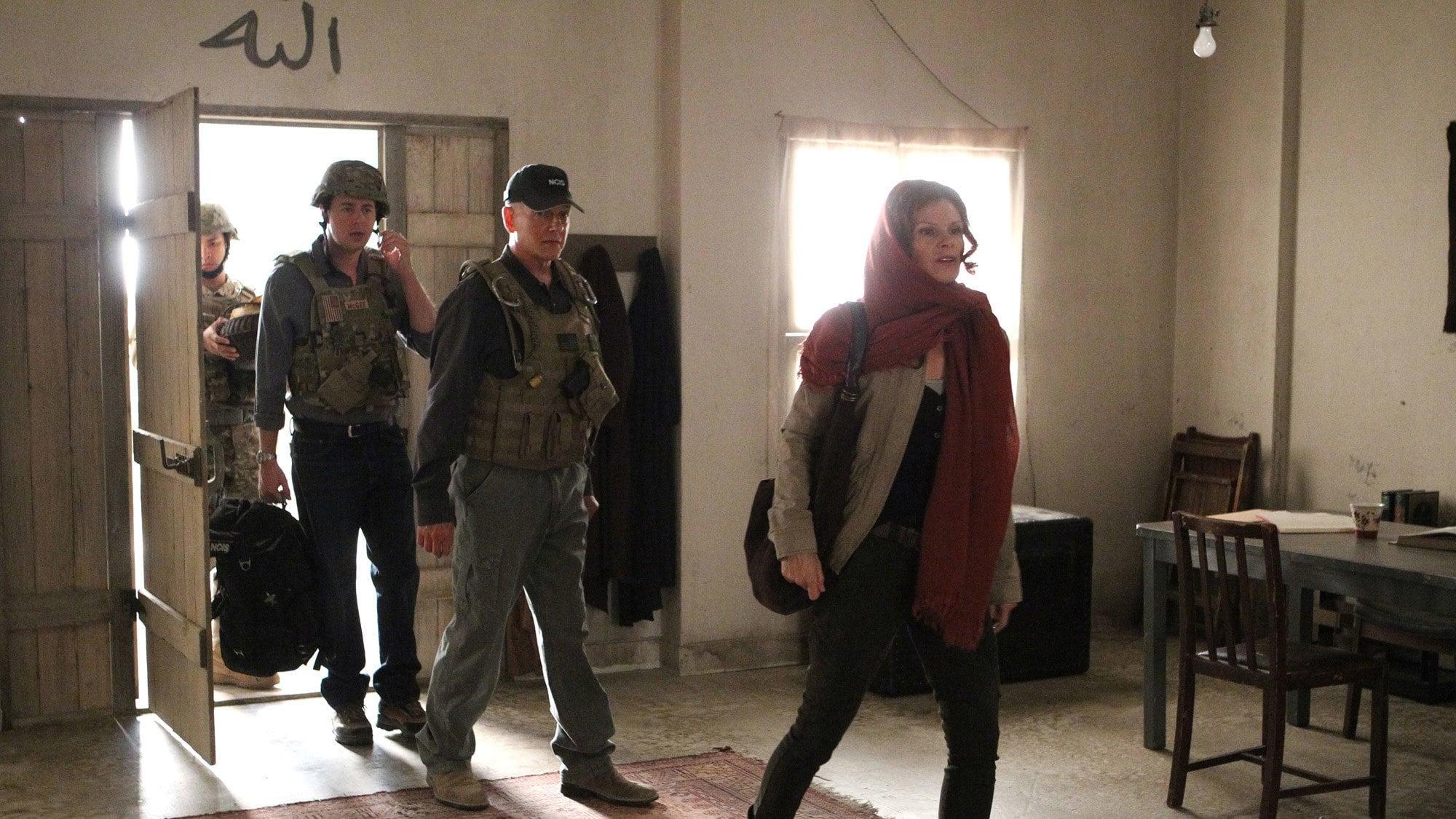 NCIS Season 11 :Episode 4  Anonymous Was a Woman
