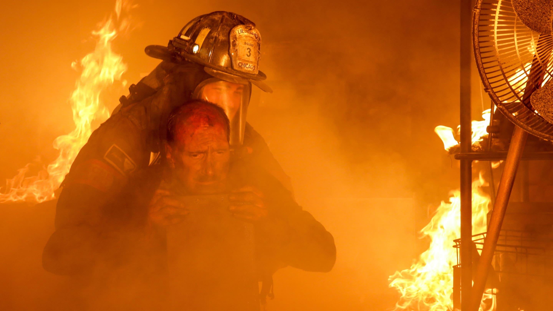 Chicago Fire Season 3 :Episode 7  Freunde und Helfer