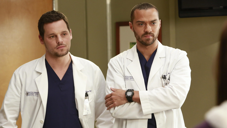 Grey's Anatomy Season 9 :Episode 14  The Face of Change