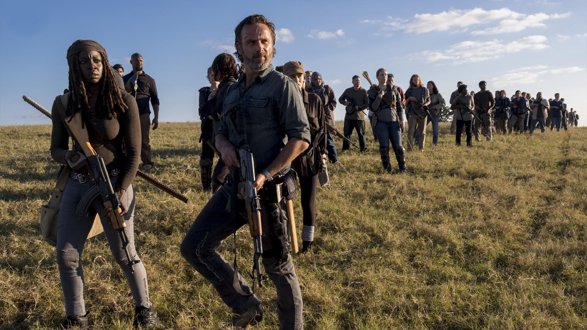 The Walking Dead Season 8 :Episode 16  Wrath