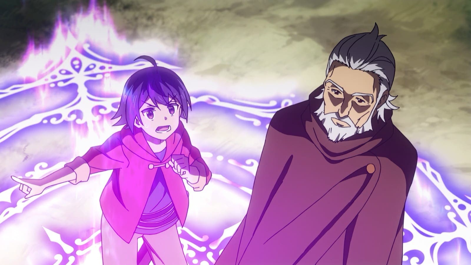 Wise Man's Grandchild Season 1 :Episode 1  Der Weltfremde bricht auf in die Hauptstadt
