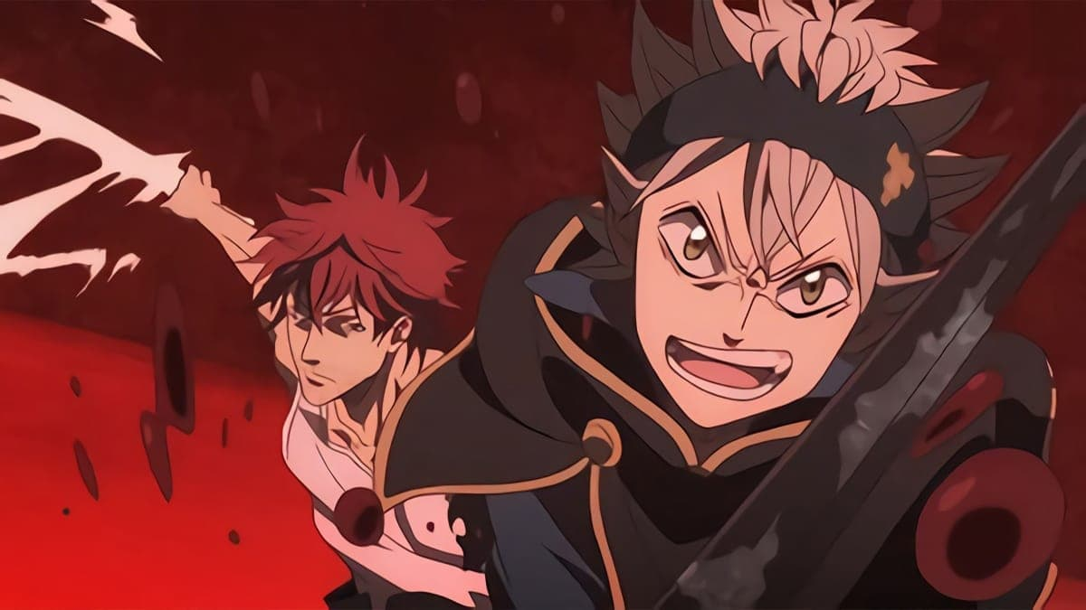 Black Clover Season 2 :Episode 5  The Man Named Fanzell Continued