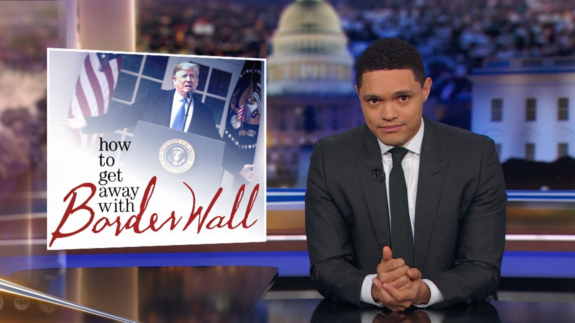 The Daily Show with Trevor Noah Season 24 :Episode 63  Bing Liu