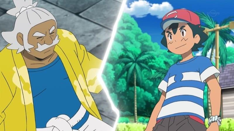Pokémon Season 20 :Episode 10  Trial and Tribulation!