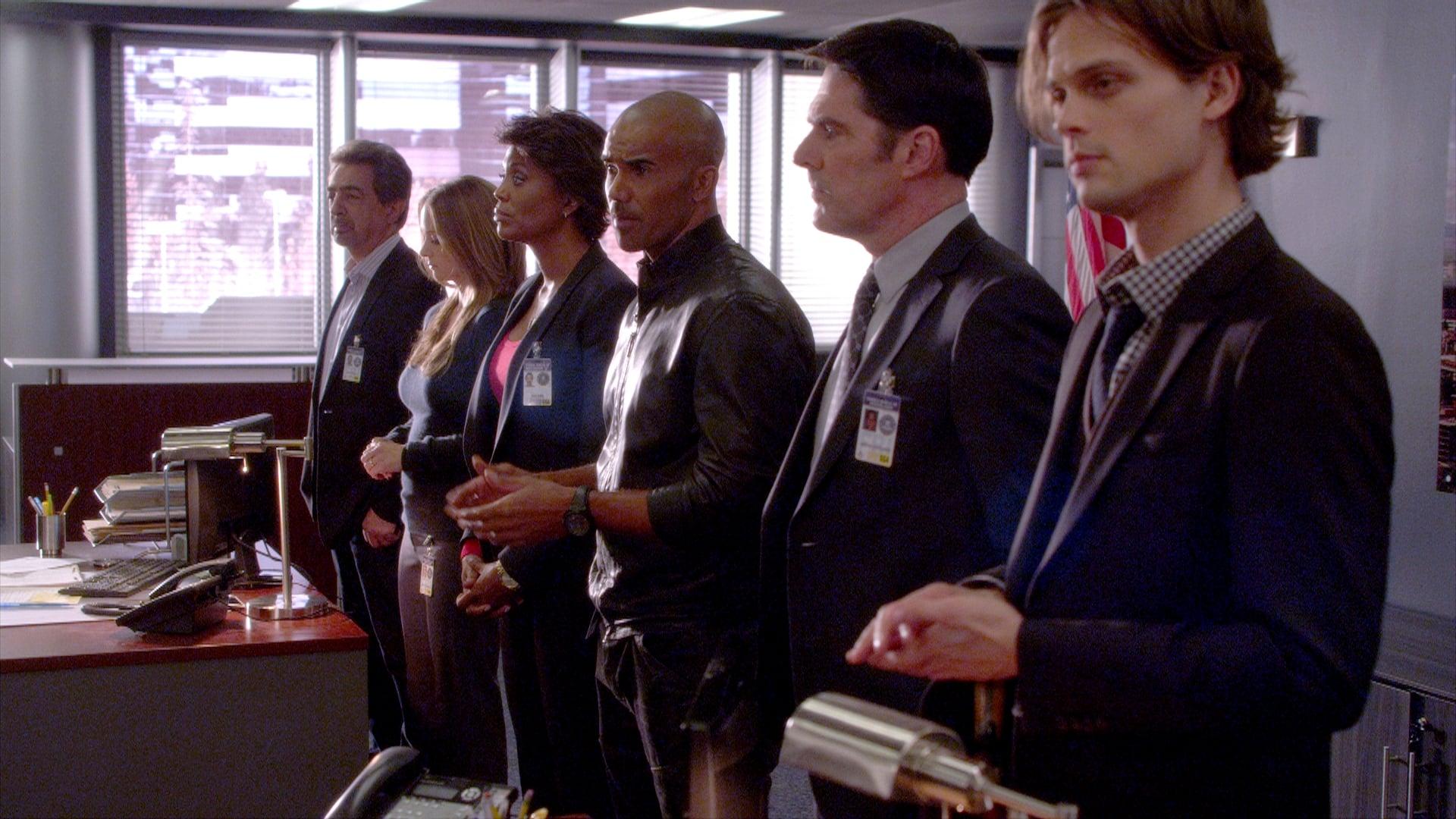 Criminal Minds Season 11 :Episode 13  The Bond