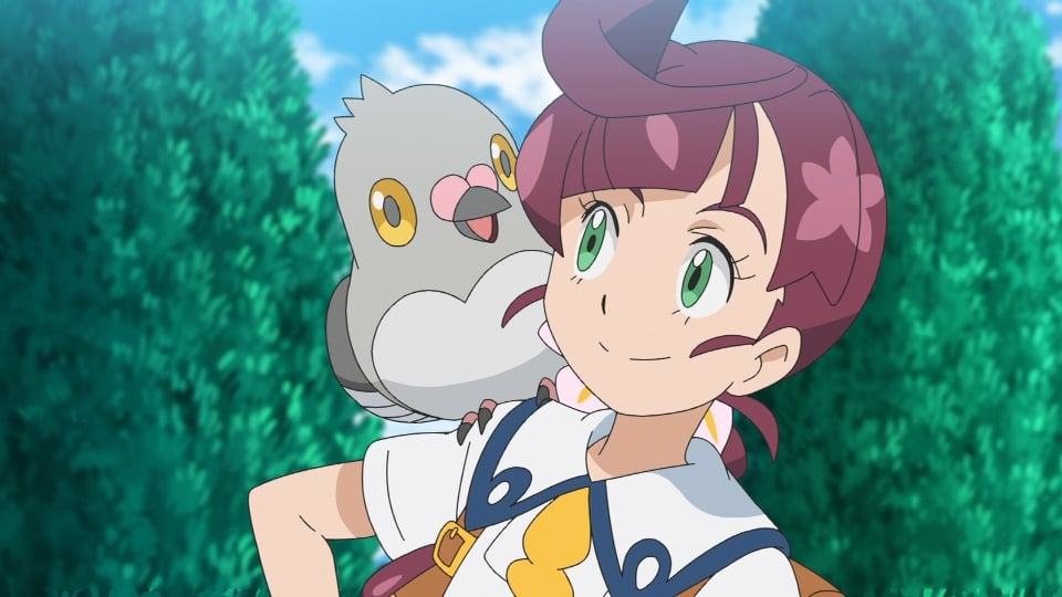 Pokémon Season 23 :Episode 29  There's a New Kid in Town!