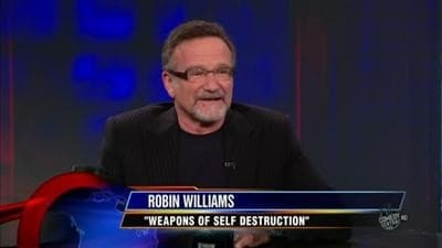 The Daily Show with Trevor Noah Season 15 :Episode 42  Robin Williams