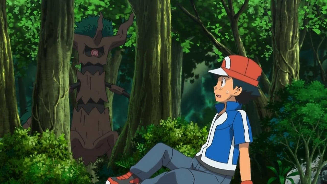 Pokémon Season 17 :Episode 37  Forging Forest Friendships!