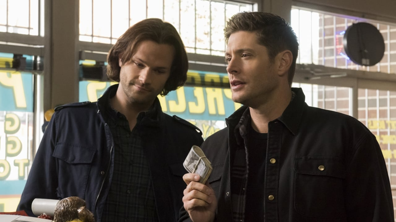 Supernatural Season 14 :Episode 13  Familientreffen