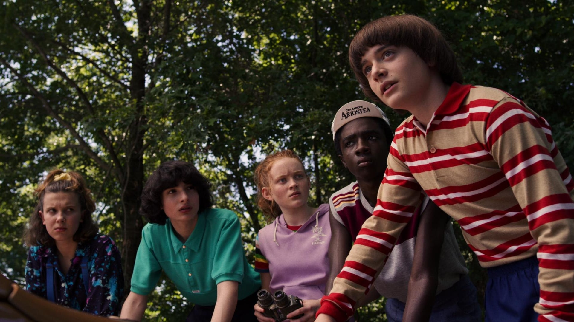 Stranger Things - Season 3 Episode 4 : Chapter Four: The Sauna Test