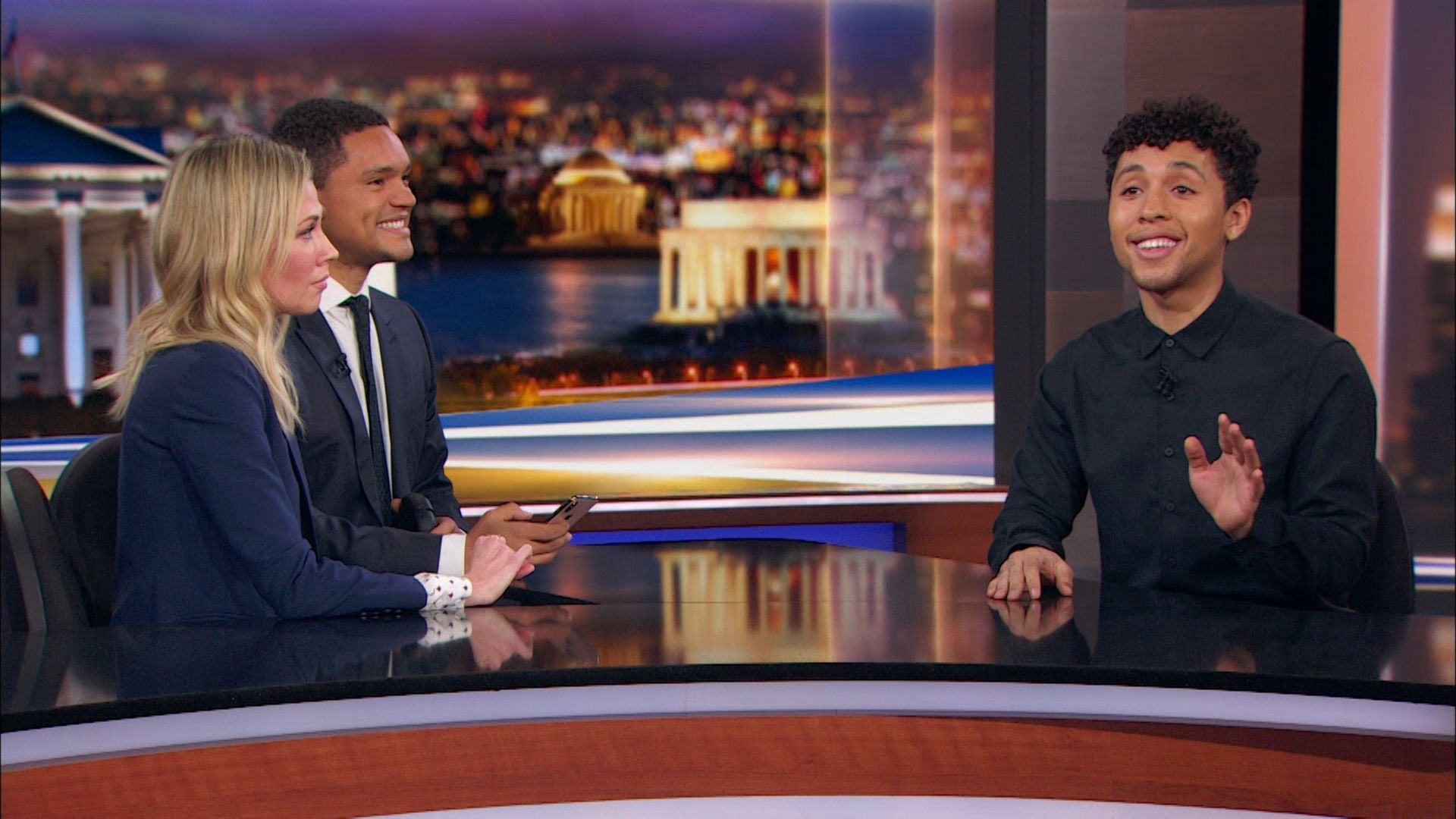 The Daily Show with Trevor Noah Season 24 :Episode 31  Jay Rosen