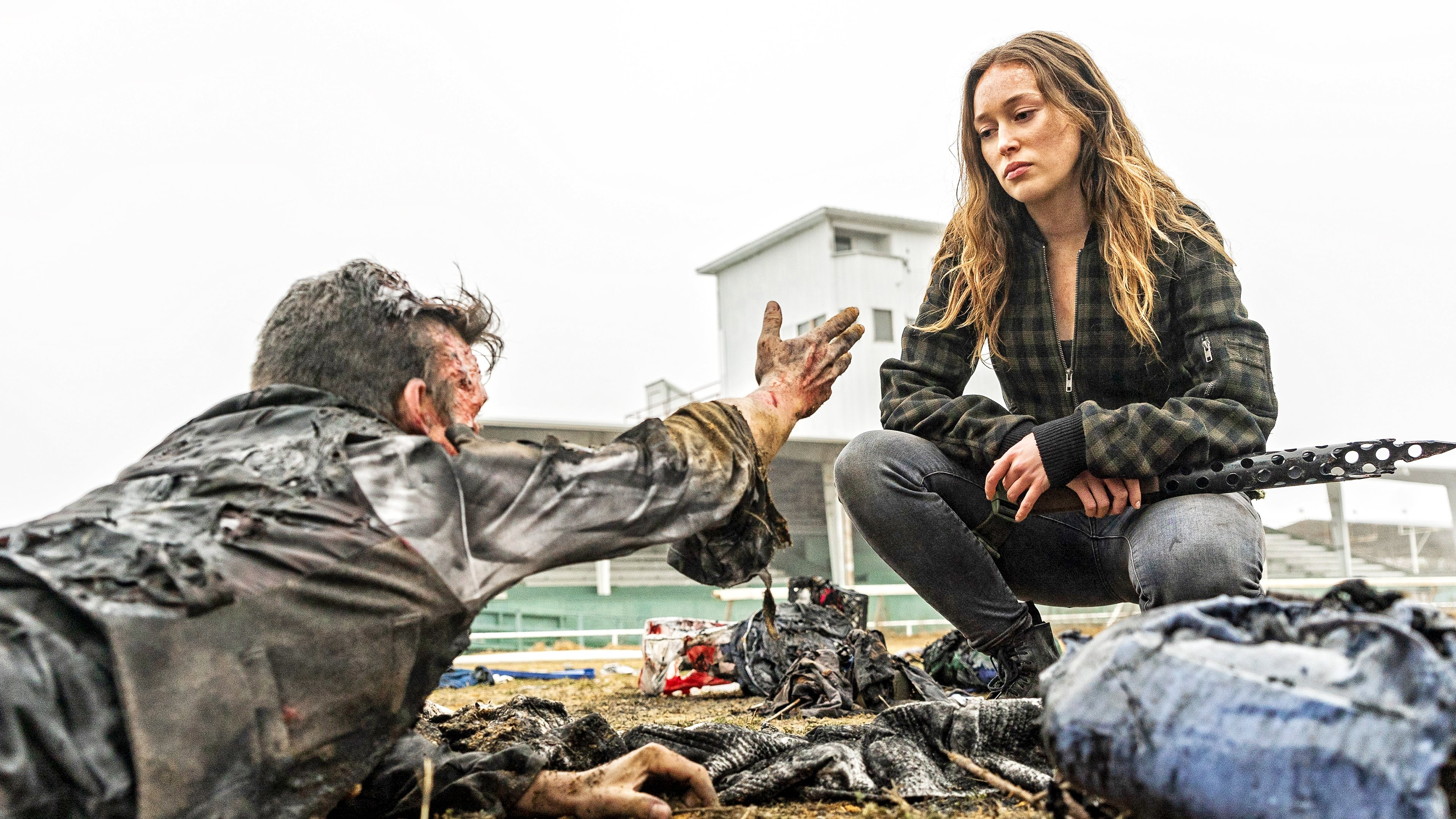Fear the Walking Dead Season 4 :Episode 7  The Wrong Side of Where You Are Now