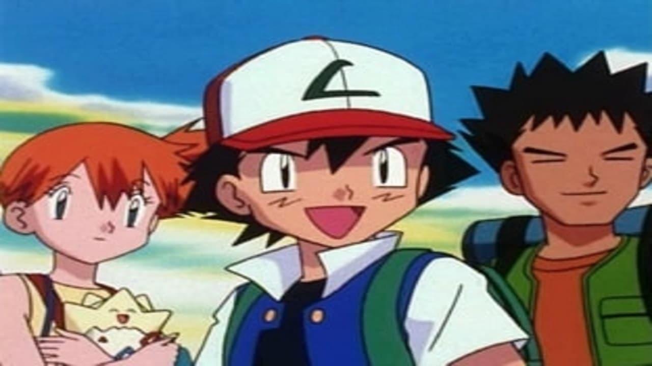 Pokémon Season 2 :Episode 36  The Rivalry Revival