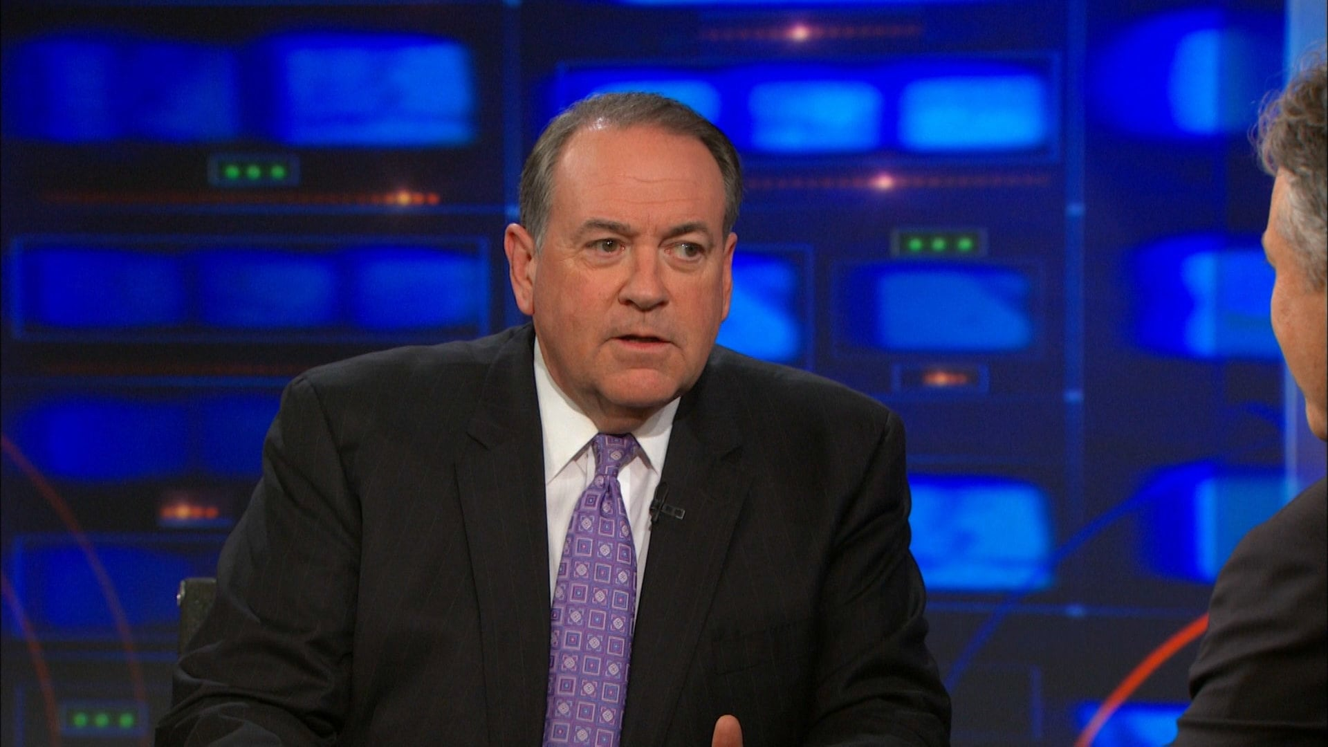 The Daily Show with Trevor Noah Season 20 :Episode 49  Mike Huckabee