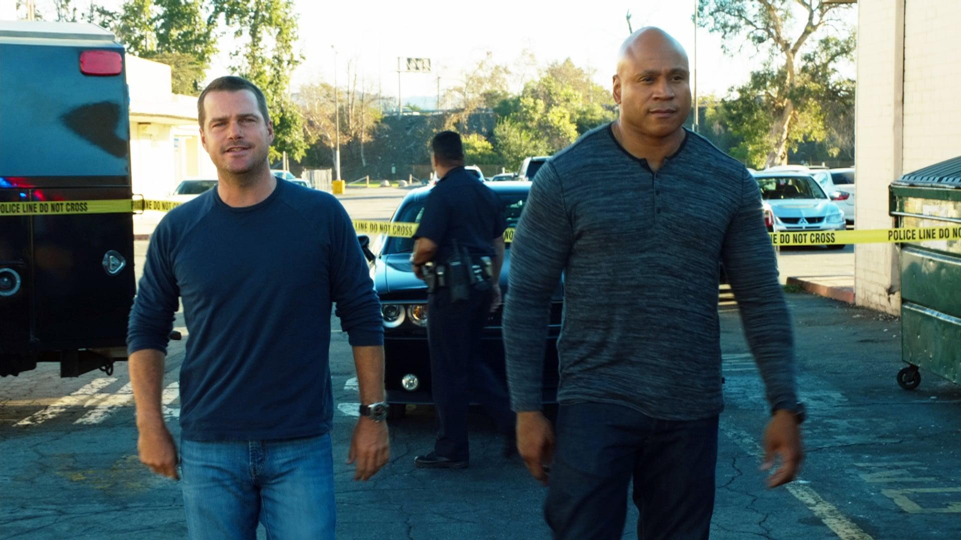 NCIS: Los Angeles Season 6 :Episode 8  The Grey Man