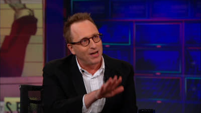 The Daily Show with Trevor Noah Season 18 :Episode 17  Jon Ronson