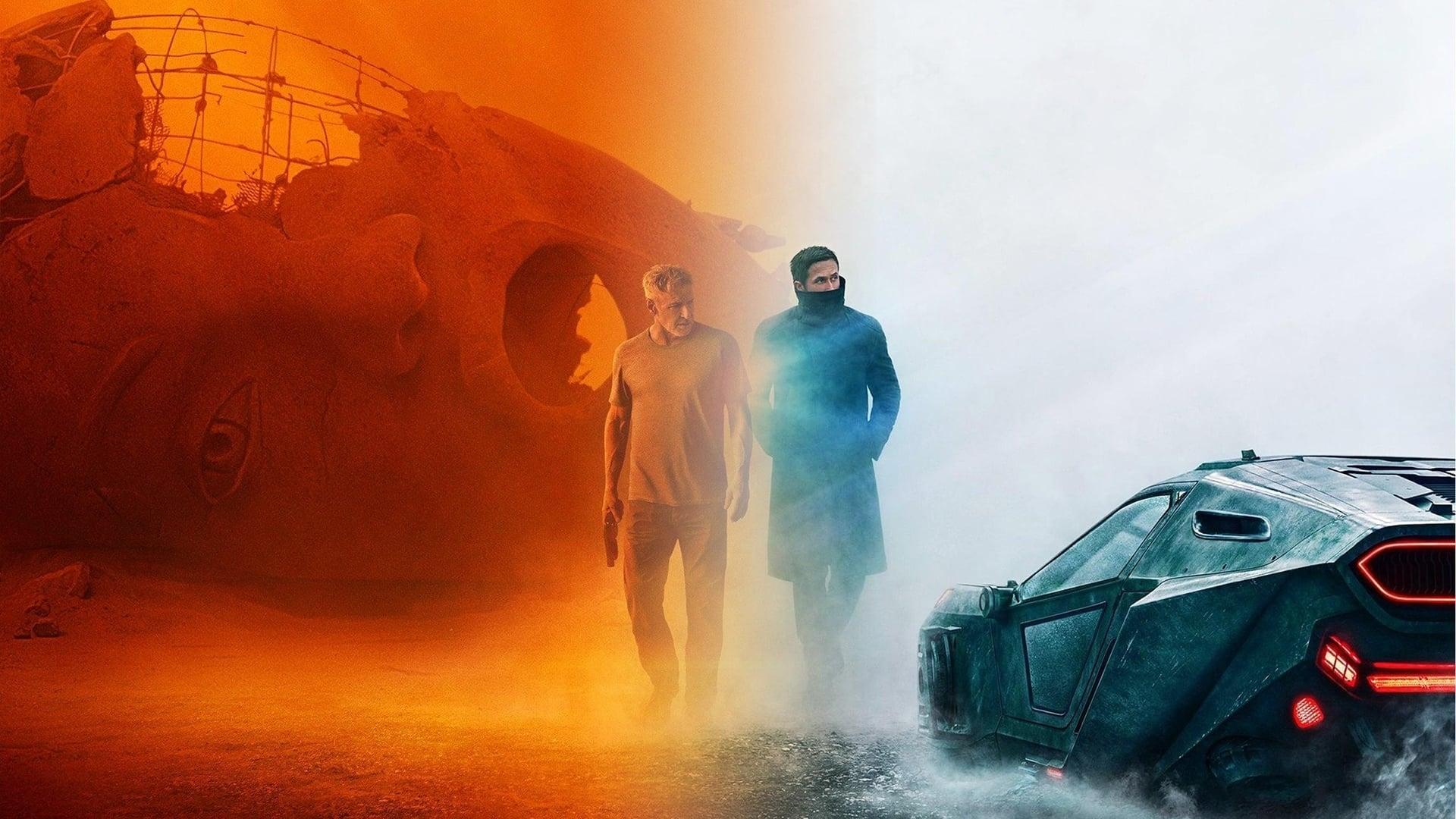 Contraportada Blade Runner 2049