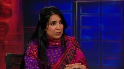 The Daily Show with Trevor Noah Season 17 :Episode 136  Saima Wahab
