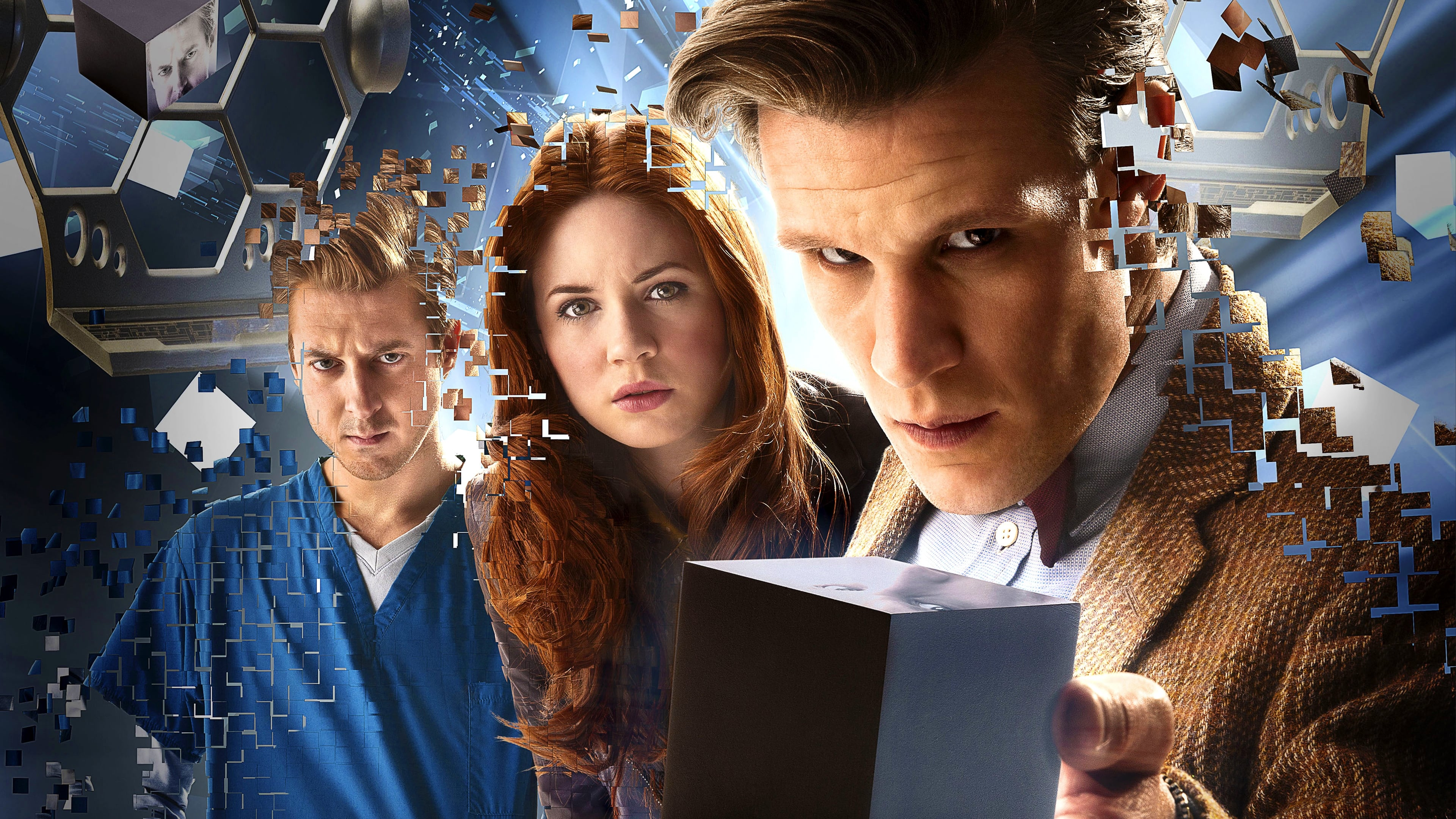 Doctor Who - Season 7 Episode 4 : The Power of Three