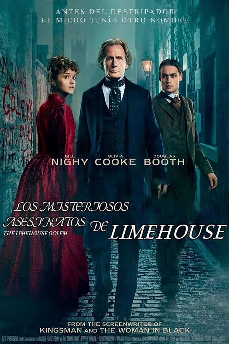 Descargar Los misteriosos asesinatos de Limehouse