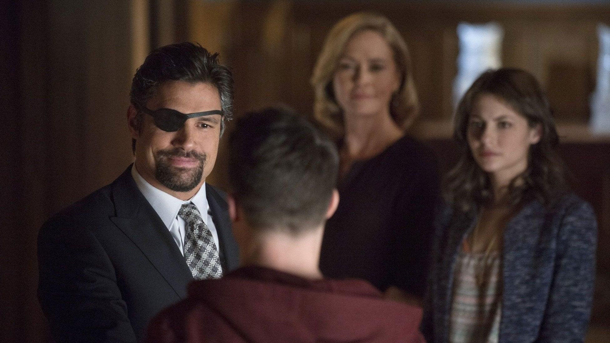 Arrow Season 2 :Episode 15  The Promise
