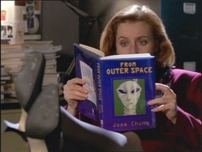 The X-Files Season 3 :Episode 20  Jose Chung's