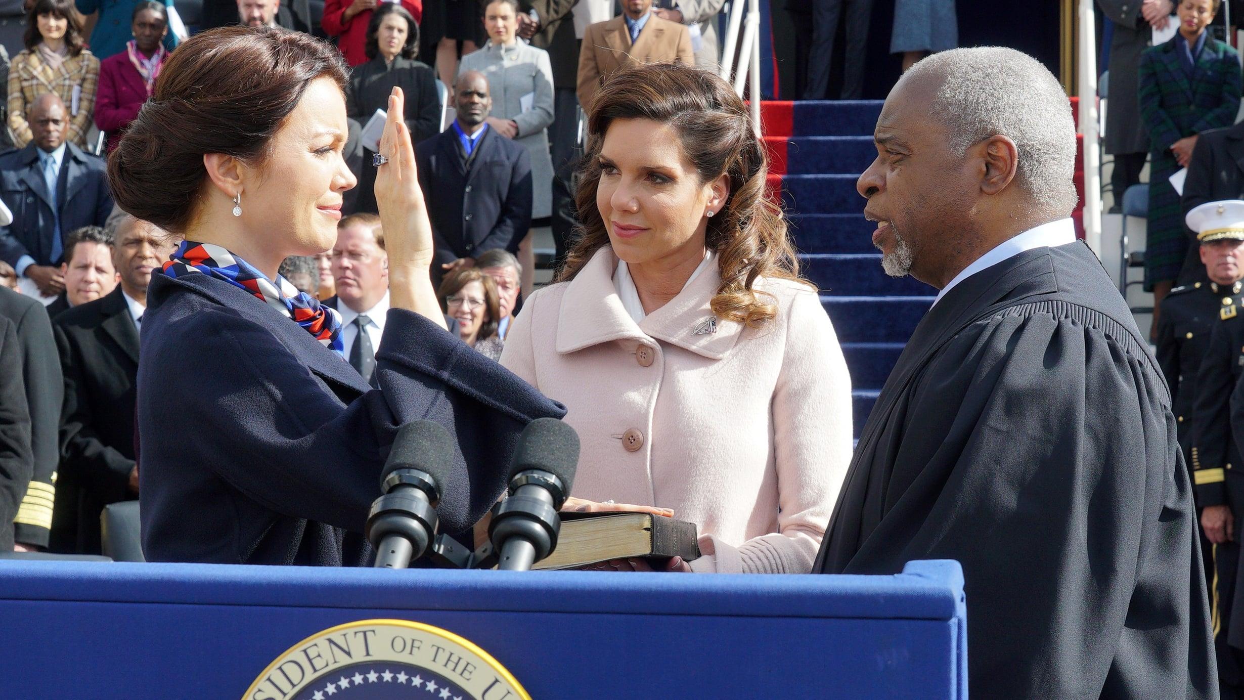 Scandal Season 6 :Episode 16  Transfer of Power