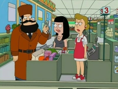 American Dad! Season 1 :Episode 3  Stan Knows Best