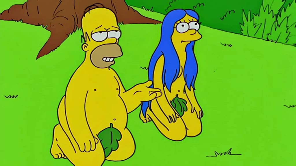 The Simpsons Season 10 :Episode 18  Simpsons Bible Stories
