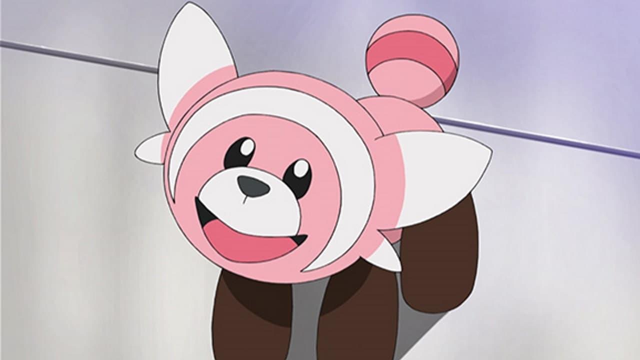 Pokémon Season 22 :Episode 4  Don't Ignore the Small Stufful!
