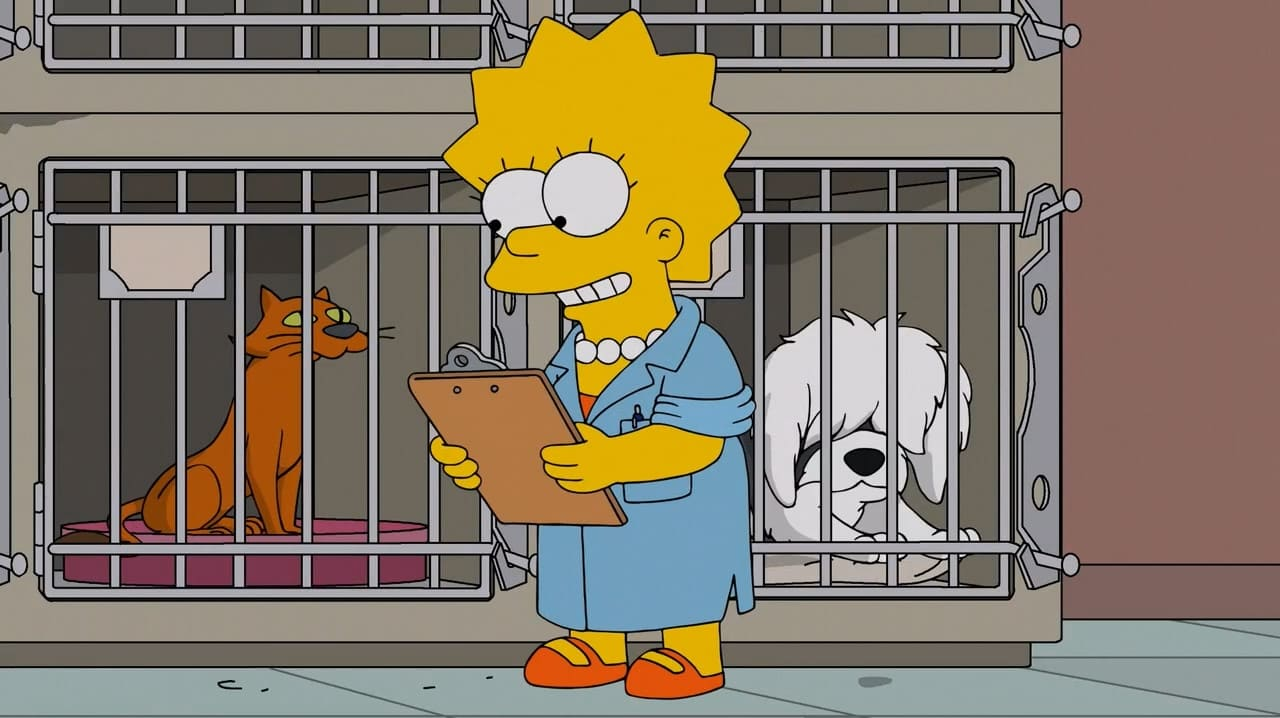 The Simpsons Season 27 :Episode 15  Lisa the Veterinarian