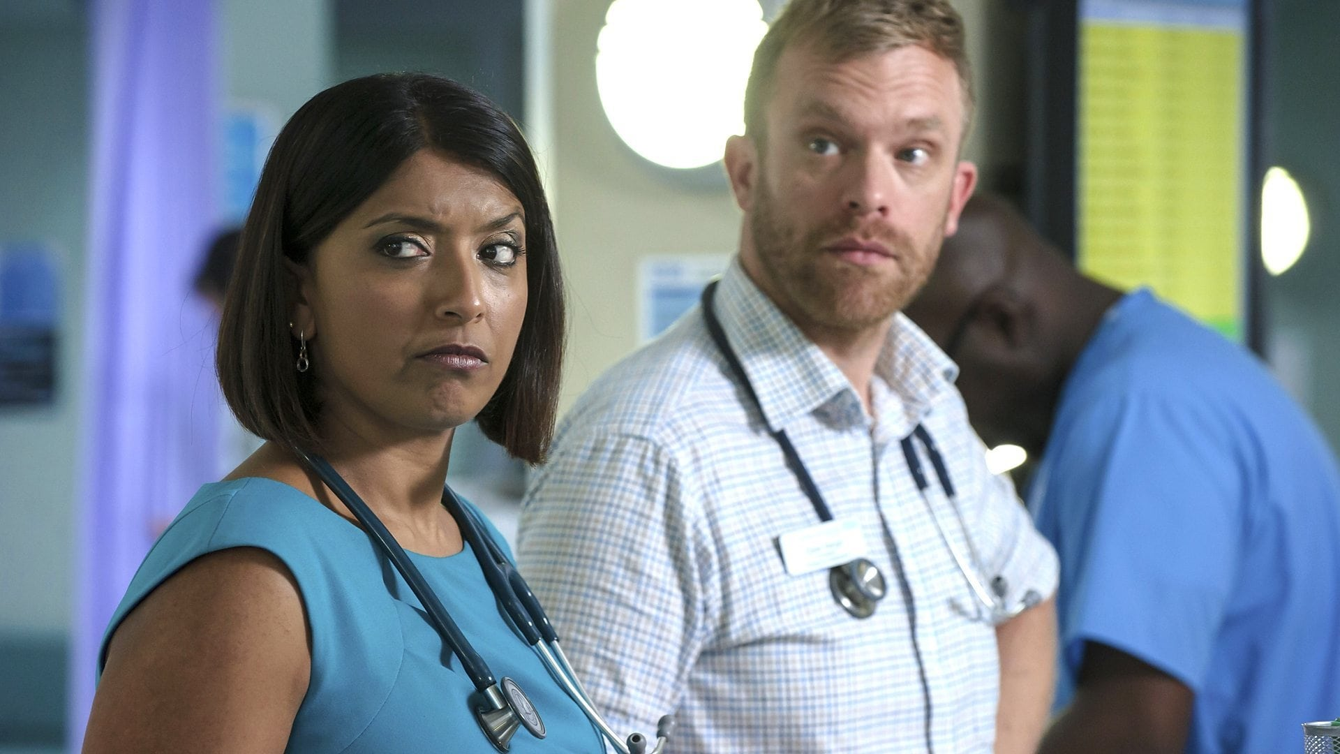 Casualty - Season 29 Episode 23 : Something to Live For