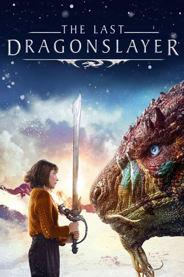 Póster La última cazadora de dragones