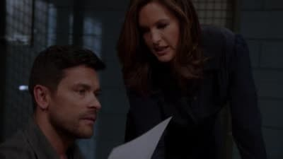 Law & Order: Special Victims Unit Season 13 :Episode 17  Justice Denied