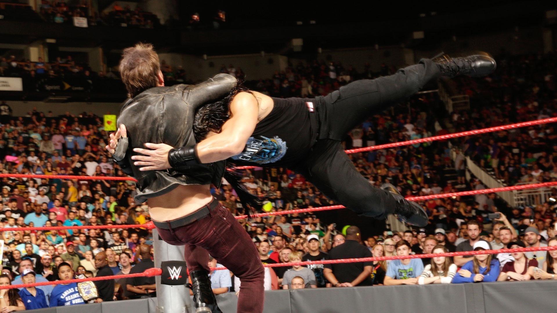 WWE Raw Season 24 :Episode 36  September 5, 2016 (Kansas City, MO)