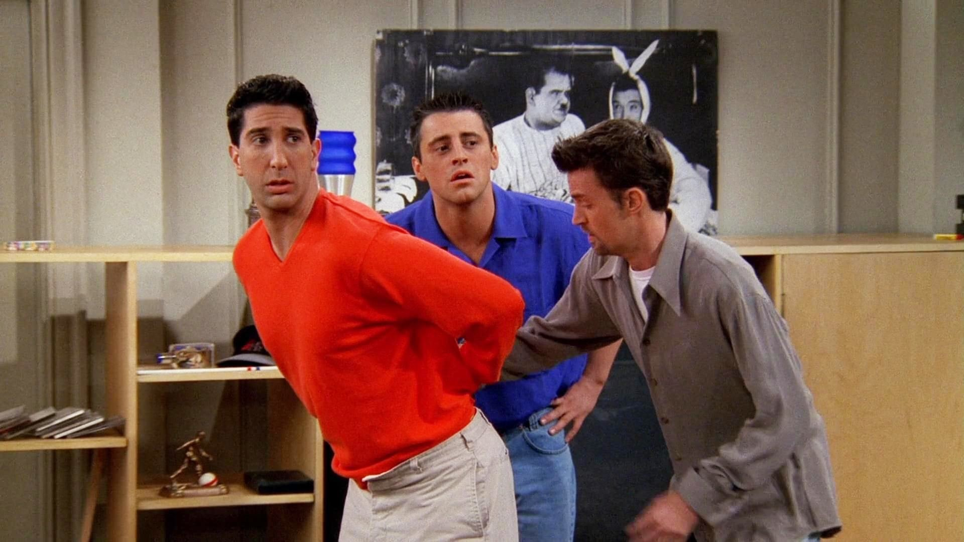 Friends Season 3 :Episode 23  The One with Ross's Thing