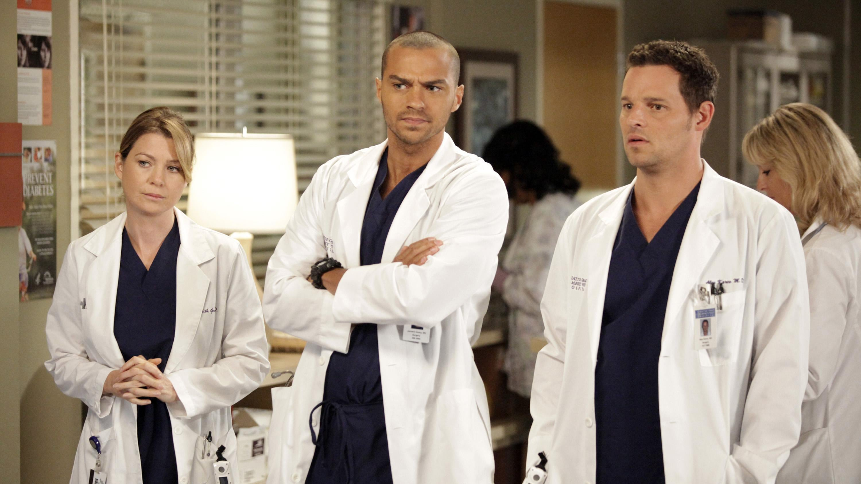 Grey's Anatomy Season 9 :Episode 4  Versteckspiel