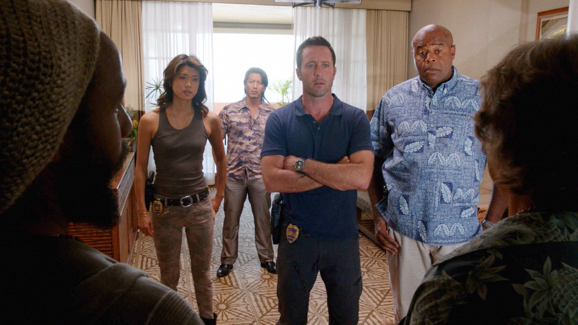 Hawaii Five-0 - Season 6 Episode 16 : Ka Pohaku Kihi Pa'a (The Solid Cornerstone)